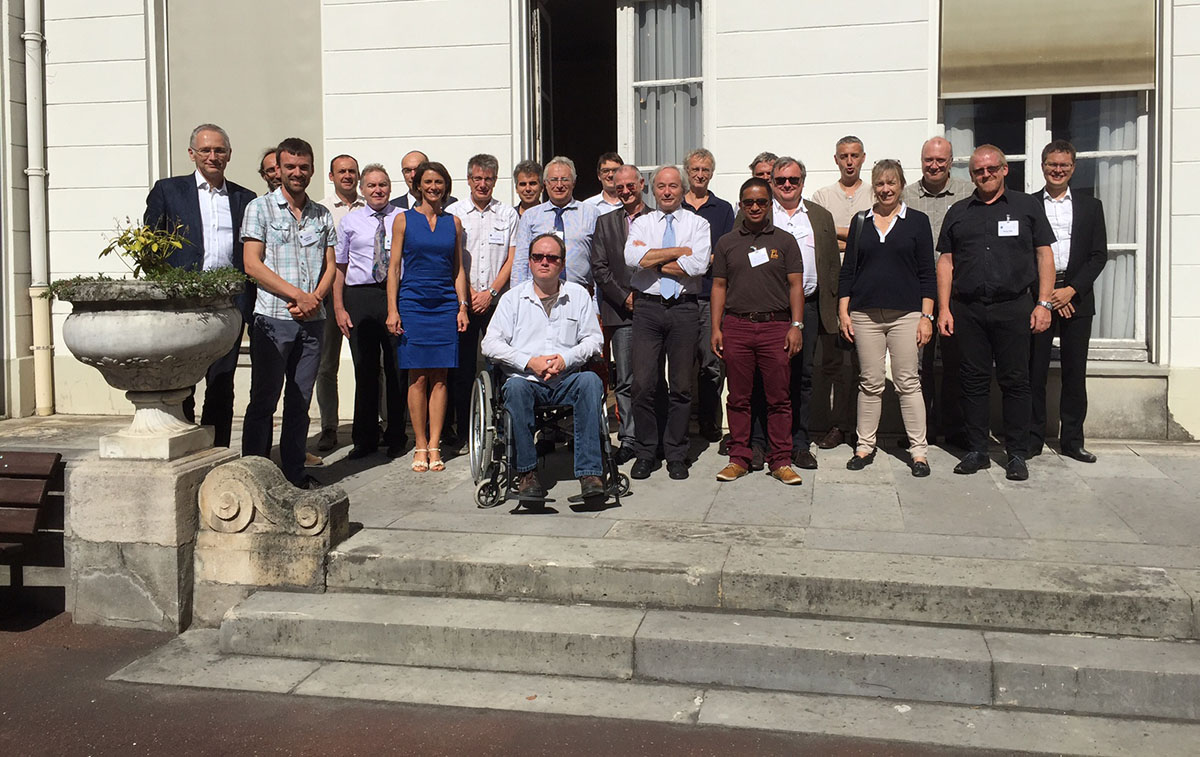Second SKA-France HPC meeting
